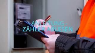 Zähler ablesen