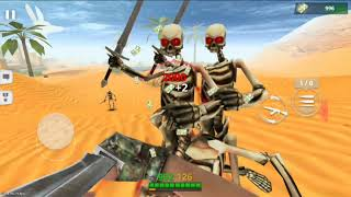 "Скелеты-террористы? ""Баги,фейлы,приколы"" (микрофон говно,знаю)"