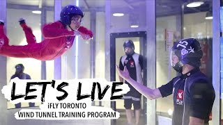 LET'S LIVE | iFLY Toronto (Mantis Flying) WTTP