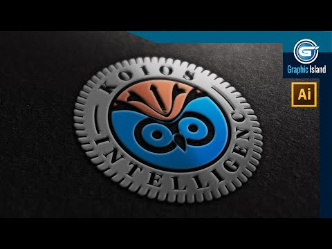 Logo Design Tutorial || How to Make a Professional Logo In Adobe Illustrator CC thumbnail