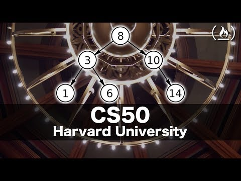 Data Structures - Intro To Computer Science - Harvard's CS50 (2018)