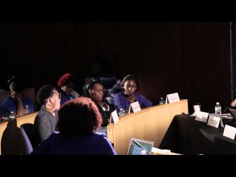Breaking Silence: A Hearing on Girls of Color (Margaret Gilliam)