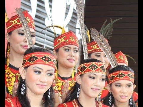 Mahaga Budaya Itah - Karungut||Dayak Ngaju||Kalimantan Tengah|kesenian khas Dayak