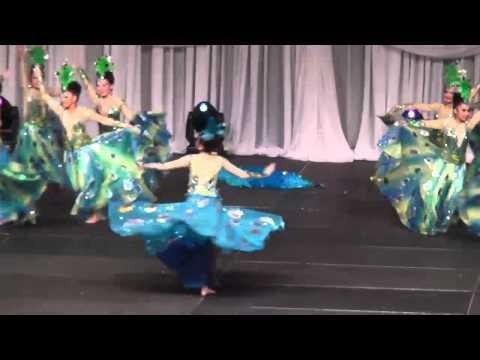 Hmong Minnesota New Year Celebration 2014, (Dances, day 2) p10 [HD]