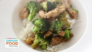 Chicken And Broccoli Stir-fry - Everyday Food With Sarah Carey