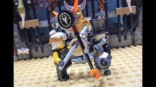 """LEGO Ninjago Hunters: Ep.6- """"Fall of the Hunter!"""""""