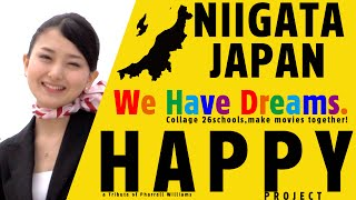 "NSGカレッジリーグ公式サイト http://mydreams.jp/ This video ""NIIGATA..."
