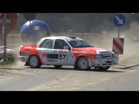 12 Rajd Memorial Janusza Kuliga I Mariana Bublewicza Suder Matyjewicz Ford Sierra Cosworth 4x4