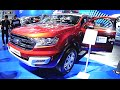 2016, 2017 Ford Everest 2 2 liter four cylinder Duratorq TDCi engine