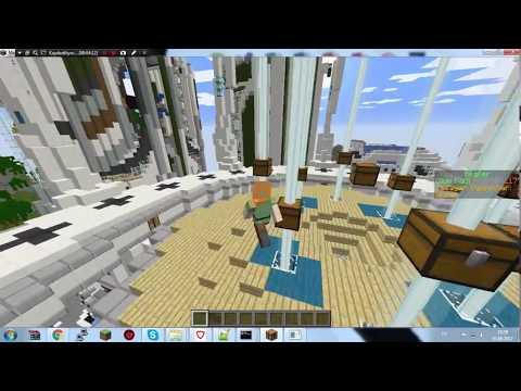 Minecraft TURKCE Hub Plugin Paketi