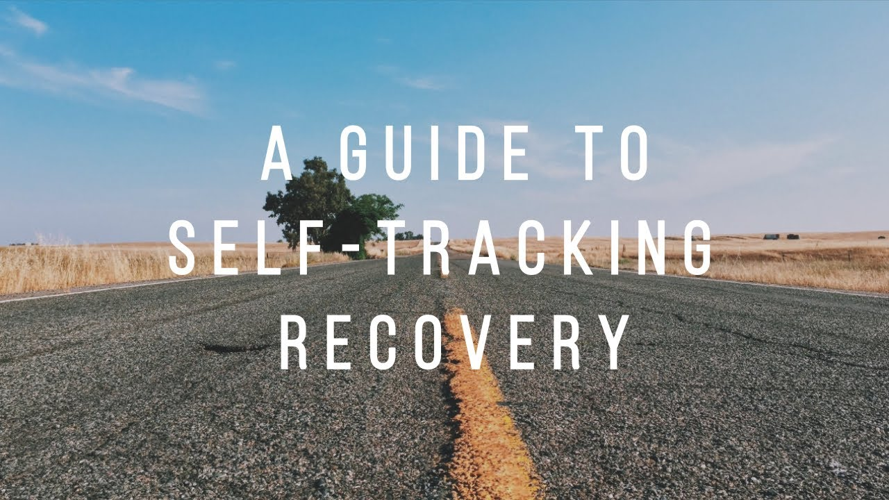 Self-Tracking Recovery for Mental Health and Addiction Concerns
