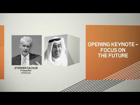 AHIC 2018 Opening Keynote – His Excellency Mohamed Alabbar