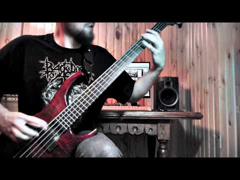 "SUFFOCATION - ""Surgery of Impalement"" (bass)"