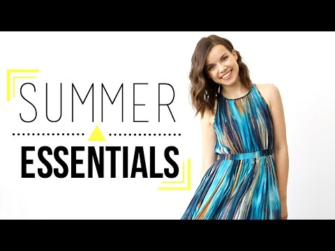 Summer Essentials // Must-Have Beauty Products