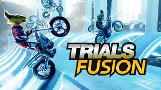 Trials Fusion - NOW WITH ONLINE MULTIPLAYER