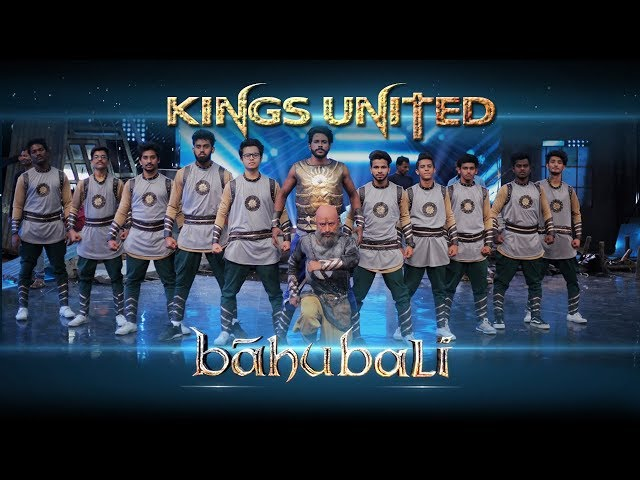 Jiyo Re Baahubali | Baahubali 2 The Conclusion | Dance Champions | Kings United
