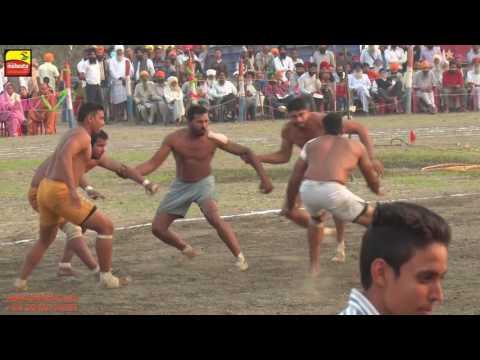 RATANPURA NAWAVGANJ (UTTRAKHAND) KABADDI CUP - 2016 || FULL HD || Part 7th