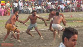 RATANPURA NAWAVGANJ (UTTRAKHAND) KABADDI CUP - 2016 || FULL HD || Part 7th