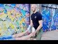 Amidst the Art - RESTORING DIAPHRAGM FUNCTION w/ Chiropractic Adjustment