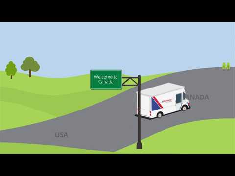 How to Ship from US to Canada | CanadaOne: Customized Shipping Solutions to the Canadian Border