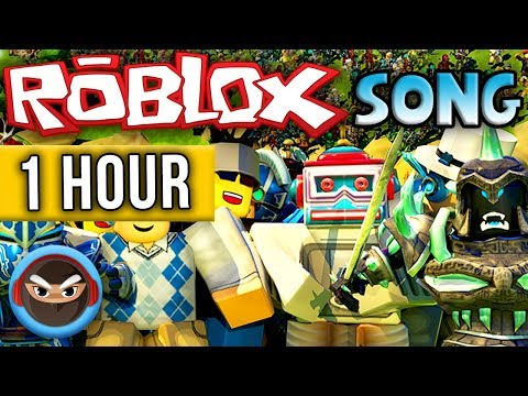 1 HOUR ► ROBLOX SONG