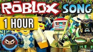 """1 HOUR ► ROBLOX SONG """"Create"""" (Roblox Music Video) by TryHardNinja"""
