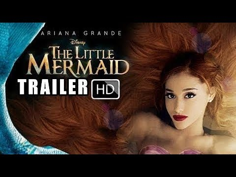 Disney's THE LITTLE MERMAID | Teaser | Trailer | Ariana Grande, Henry Cavill