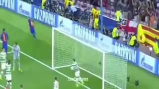FC Barcelona Vs Celtic Resumen Del Partido