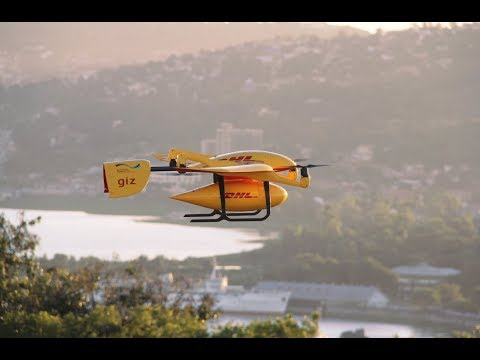 Deliver Future: DHL Paketkopter 4.0 in Tansania, Afrika – Trailer