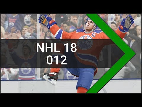 Let's Play NHL 18 [Xbox One] #012 New York Rangers vs. Montreal Canadiens