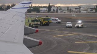 Inside a Boeing 747-400 emergency landing! [1080 HD]