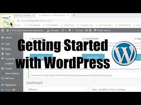How To Host A Website And Setup WordPress Website | Install SSL and WordPress - Complete Tutorial