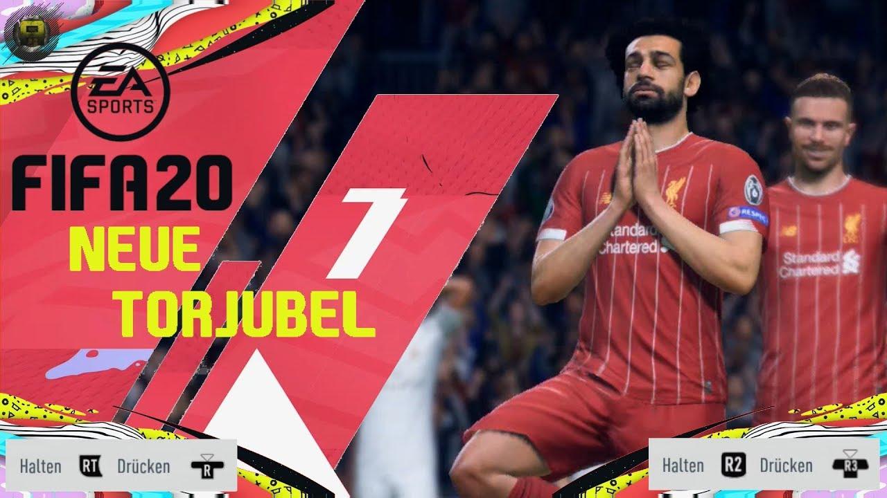 Fifa 20 Torjubel