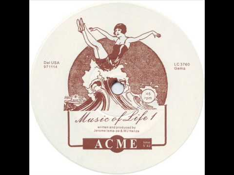 ACME - Music of Life 1