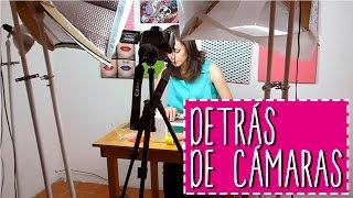 Detrás de Cámaras - Cómo grabo mis videos - Inicio de la Semana Catwalk