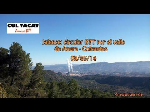 Jalance-Jarafuel: ruta BTT