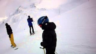 FILE0068 Val Thorens TroisVallees 2013 Blue piste Linotte Blue piste Chalets JMP Thumbnail