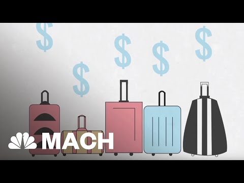 This Algorithm Determines The Price Of Plane Tickets | Mach | NBC News