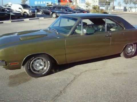 That 1970 dodge dart 340 swinger love see your