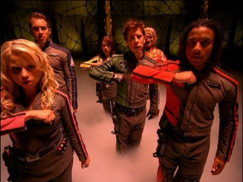Power Rangers S.P.D. - Endings - Power Rangers Escape