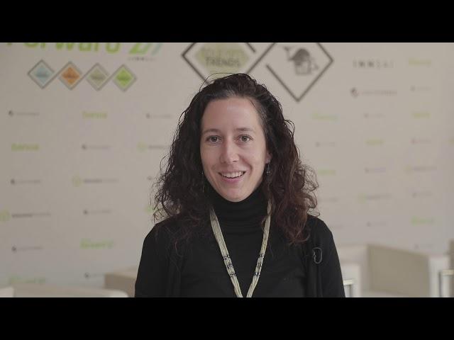 Jornada Bankia Forward Turismo Sevilla - Raquel Chabrera