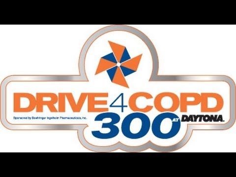 NASCAR Nationwide Series 2014- DRIVE4COPD 300