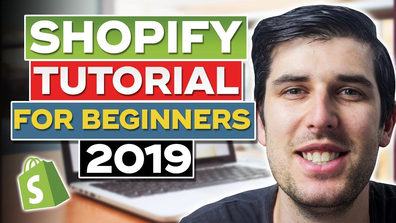 [TUTORIAL] Shopify Tutorial For Beginners 2019 How To Create A Profitable Shopify Store From Scratch