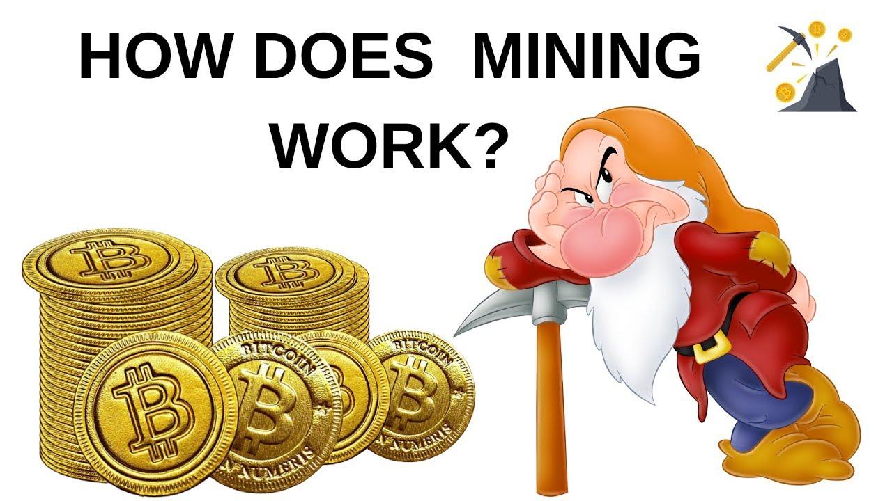 cum funcționează bitcoins
