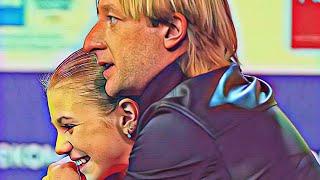 Плющенко показал где будут жить Косторная и Трусова Тарасова считает что Плющенко не тренер