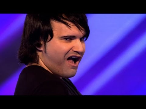 Michael Lewis's audition - The X Factor 2011 (Full Version)