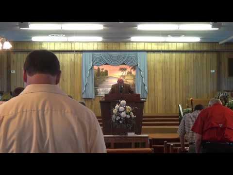 Bethel Baptist Tabernacle  Cleveland, TN  Evening Service  642012.mp4