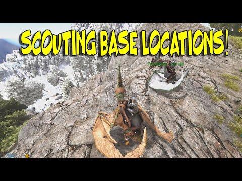 """SCOUTING BASE LOCATIONS"" - TRIBE STRUGGLE #1 | ARK: Survival Evolved (HOD's SERVER) (60fps)"