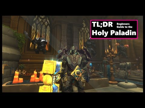TL;DR Holy Pally Guide 7.3 | Basics for beginners | Holy Paladin