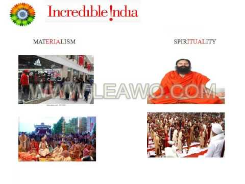 INCREDIBLE INDIA: An Idea for the World